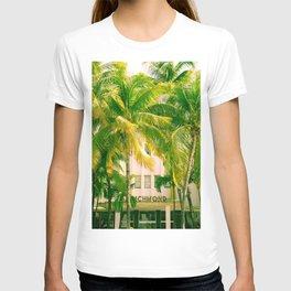 Art Deco Miami Beach #17 T-shirt