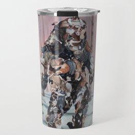 Catsquatch II Travel Mug