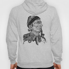 Jacques Cousteau Hoody