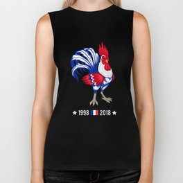 The French Coq | World Cup 2018 Biker Tank