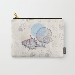 Seaside Cottage Beach Boi - Collab w Freezing Paint Carry-All Pouch