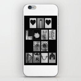 I Love To Drum iPhone Skin