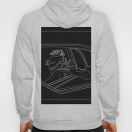 Road trip photography Hoody