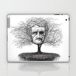 Edgar Allan Poe, Poe Tree Laptop & iPad Skin