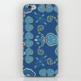 Quilted iPhone Skin
