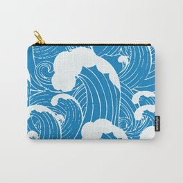 waves after waves Carry-All Pouch