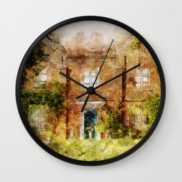 Classic England Wall Clock