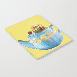 Otter Teapot Notebook