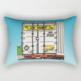 J.B. Hunt Rectangular Pillow