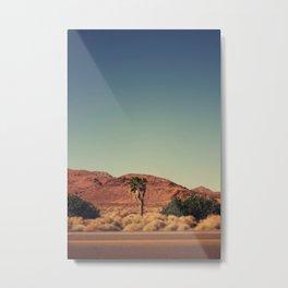Joshua Tree. Metal Print