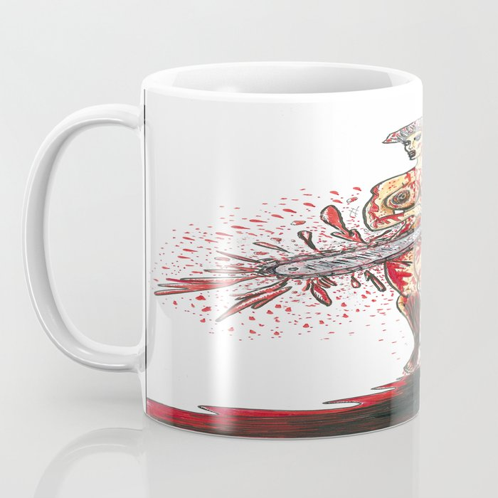 Bad Girls of Motion Pictures #7 - Mercedes Coffee Mug