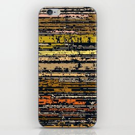 Raster 4 iPhone Skin