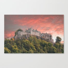 Stirling Castle Canvas Print