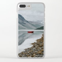 Norway I - Landscape and Nature Photography Clear iPhone Case