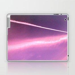 Blotchiness in sky Laptop & iPad Skin