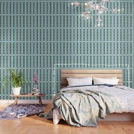 Midcentury Modern Pattern Wallpaper