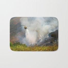 Barnett Fire Bath Mat