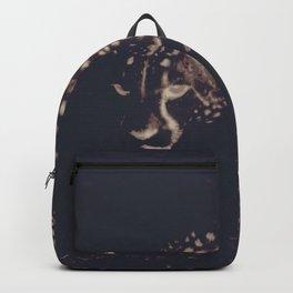 Night cheetah Backpack