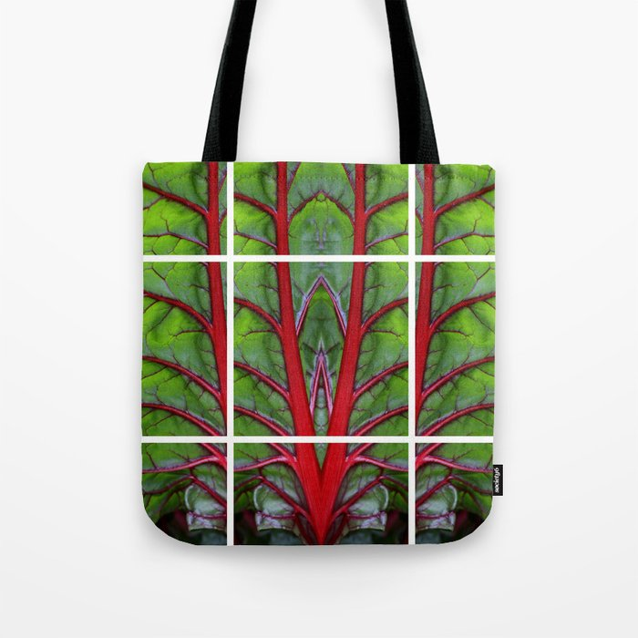Studio Dalio - Swiss Chard Tote Bag
