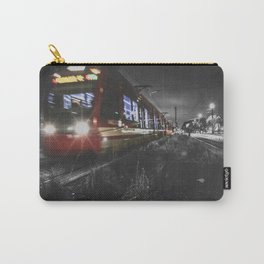 on the right track Carry-All Pouch