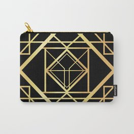 1920 Art deco Gatsby Style Carry-All Pouch