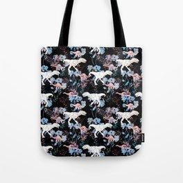 Jurassic Noir Tote Bag