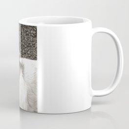 Molly black and white Coffee Mug