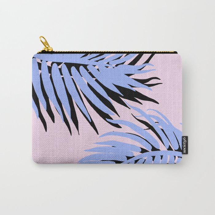 Cali blue blue Carry-All Pouch
