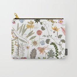 Collectors Garden Sketchbook Carry-All Pouch