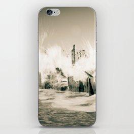 The Cruel Sea iPhone Skin