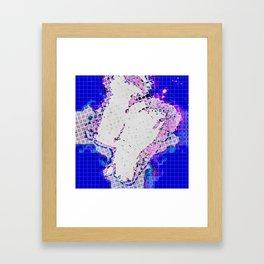 A Tuna Sandwich  Framed Art Print