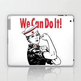 "RN NURSE ""WE CAN DO IT!"" Laptop & iPad Skin"