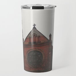 St Annes Catholic Church - Southwest Detroit Travel Mug