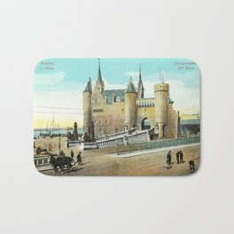 Antwerpen Antwerp Steen medieval castle Bath Mat