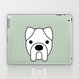 Pop Dog Boxer Laptop & iPad Skin