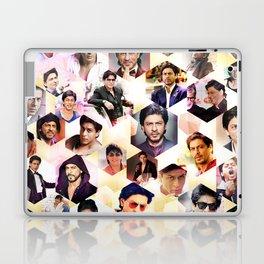 Shahrukh Khan Pillowcase Laptop & iPad Skin