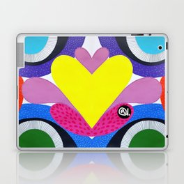 CRAZY COLORFUL Laptop & iPad Skin