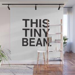 This Tiny Bean Logo Wall Mural