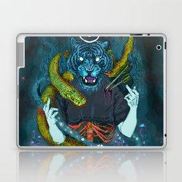 no miracles (full colour) Laptop & iPad Skin