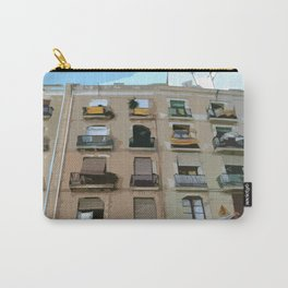 Barcelona Building  Carry-All Pouch