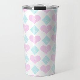 Harley Quinn Pink Travel Mug