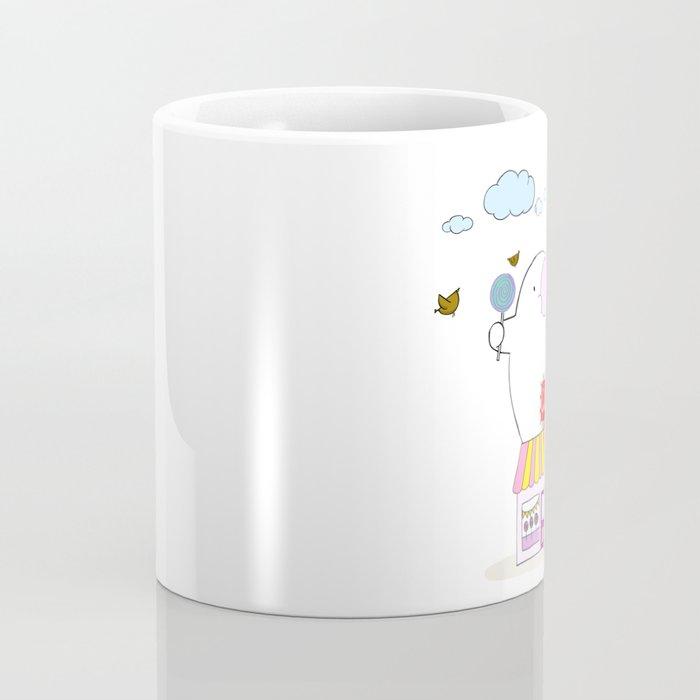 Candy Kong Coffee Mug
