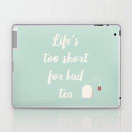 The Tea Lover II Laptop & iPad Skin