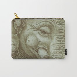 Ganesh green Carry-All Pouch