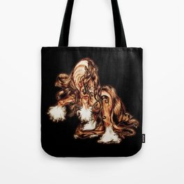 Stallion Swagger Tote Bag