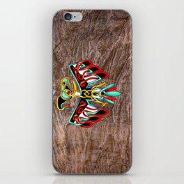 Thunderbird-knot iPhone Skin