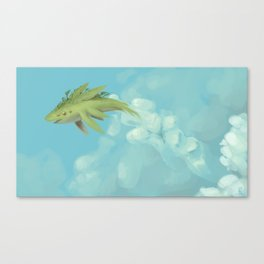Skyfish Canvas Print