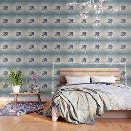 Elephant  Mandala Wallpaper