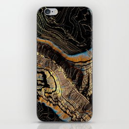 Golden Canyons iPhone Skin