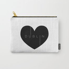 I left my heart in Dublin Carry-All Pouch